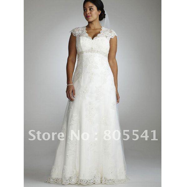 Plus Wedding Dress. Best Style Wedding Dresses For Plus Size Bride ...