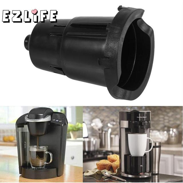 1pc Reusable K Cup Holder Replacement Part Coffee Capsules Filters