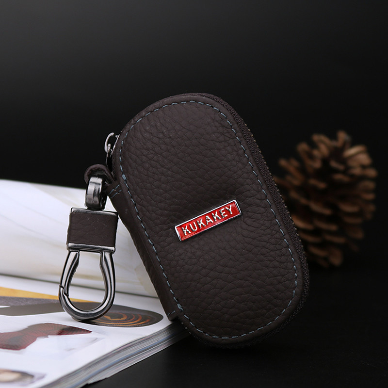 Car Keychain Keyring Emblems For Toyota Avensis Corolla Prius Camry Vitz RAV4 Key Bags Covers Case Hook Organizer Housekeepers in Key Chains from Jewelry Accessories