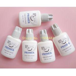 Image 1 - 5pcs Eyelash Extension Primer Used on Roots of False Eyelashes Make Eyelash Glue Stronger Keep Lashes Stay Longer