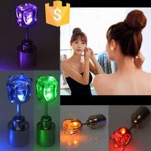 Fashion Earring Imperial Crown Stud Earrings Diamond Shape Women Top Quality Free shipping 50pcs/Lot