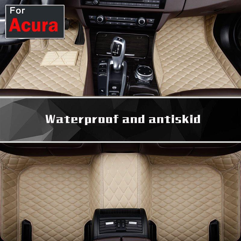 Custom Fit Car Floor Mats For Acura Mdx Ilx Tlx L Rlx Cdx