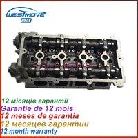 complete cylinder head ASSY assembly for Chery A3 A5 Tiggo 1597cc 1.6 Petrol DOHC 16V ENGINE : SQR481F 481F 481