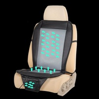 12V 24V Cool Fan Car Seat Covers Universal Fit SUV Sedans Chair Pad Cushion With Motor