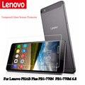 """Para Lenovo PHAB Plus PB1-770M PB1-770N 6.8 """" protetor de tela de vidro temperado 2.5 9 h filme de proteção de segurança"""