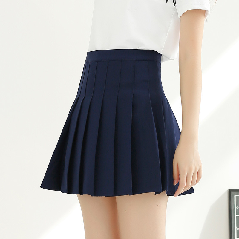 b4f6cc5e45 2015 Summer Spring American Apparel TuTu Skirt High Waist Pleated Preppy  Style Mini Tennis School Wear Women Skirt-in Skirts from Women's Clothing  on ...