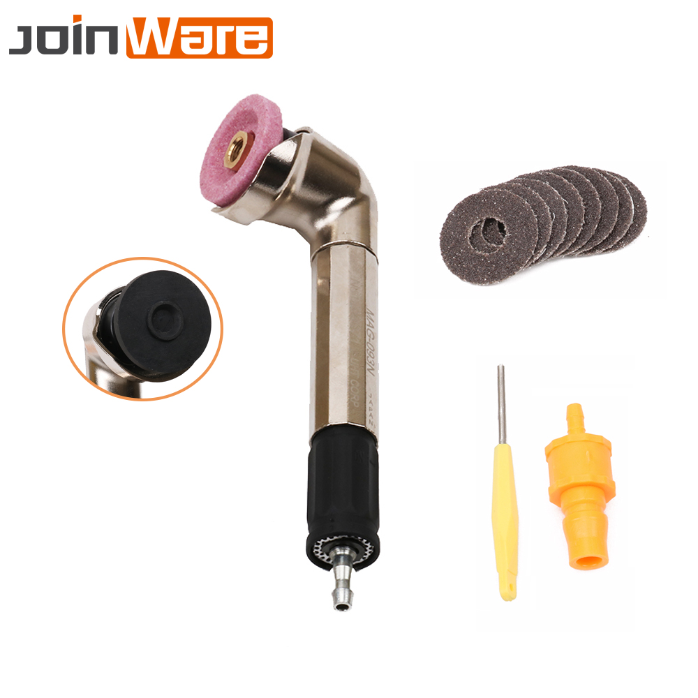MAG 093N Mini Micro Air Die Grinder Kit Grinding Pen High Precision Pneumatic Polishing Tool Set