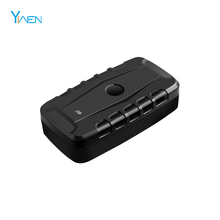 Yiwen Vehicle Car Van Huge Battery Capacity Free Lifetime GPS Tracking Software Access Free Shipping 3G WCDMA GPS Tracker GX10L