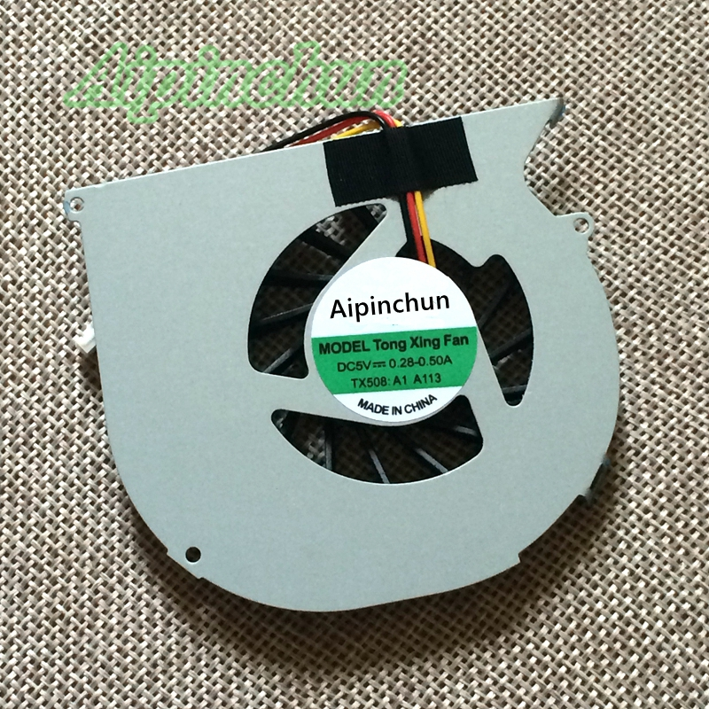 Aipinchun New Laptop Notebook CPU Cooling Cooler fan For Dell inspiron 15R(5520) 5525 7520 V3560 I5520 I7520 все цены