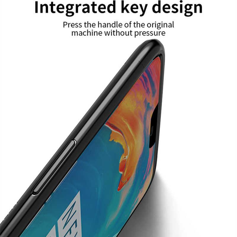 Para OnePlus Caso Original IPAKY 6 2 em 1 1 + 6 PC À Prova de Choque Híbrido Silicone Armadura Protetora Capa Mole para Um Mais 6 Caso