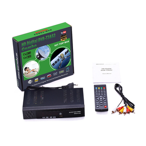 Image 2 - Digitale Terrestre DVB T2 E S2 Combo Tv Satellitare Ricevitore Hd 1080P H.264/MPEG 2/4 Decoder Dvb T2 ricevitore S2 Sintonizzatore Tv