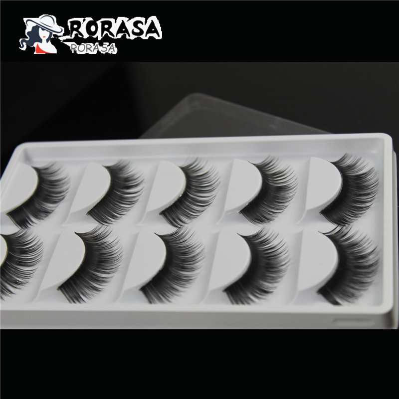 Purposeful 5pairs/set False Eyelashes Beauty Handmade Cosmetic Eye Lashes Thick Synthetic Hair Makeup Lashes Women Make Up Accessories Tool More Discounts Surprises Beauty & Health Beauty Essentials