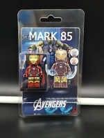 Einzigen Verkauf Kompatibel LegoINGlys Super Heroes Avengers 4 Endgame IRON MAN MARK 85 Bausteine Modell Spielzeug Geschenk Kinder