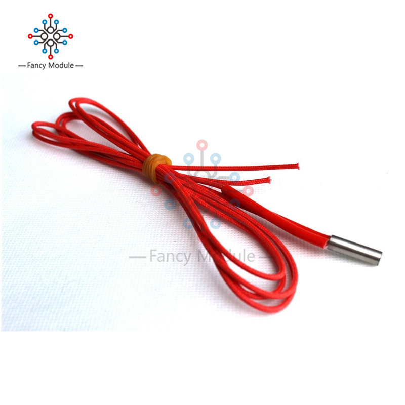 1PCS 12v 40W Ceramic Cartridge Wire Heater For Arduino 3D Printer Prusa Reprap