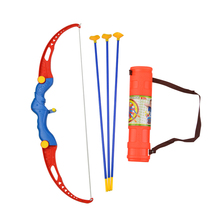 1Set Archery Children Bow Arrow Toy Set For Garden Game Outdoor Shooting Hunting Practicing Accessories