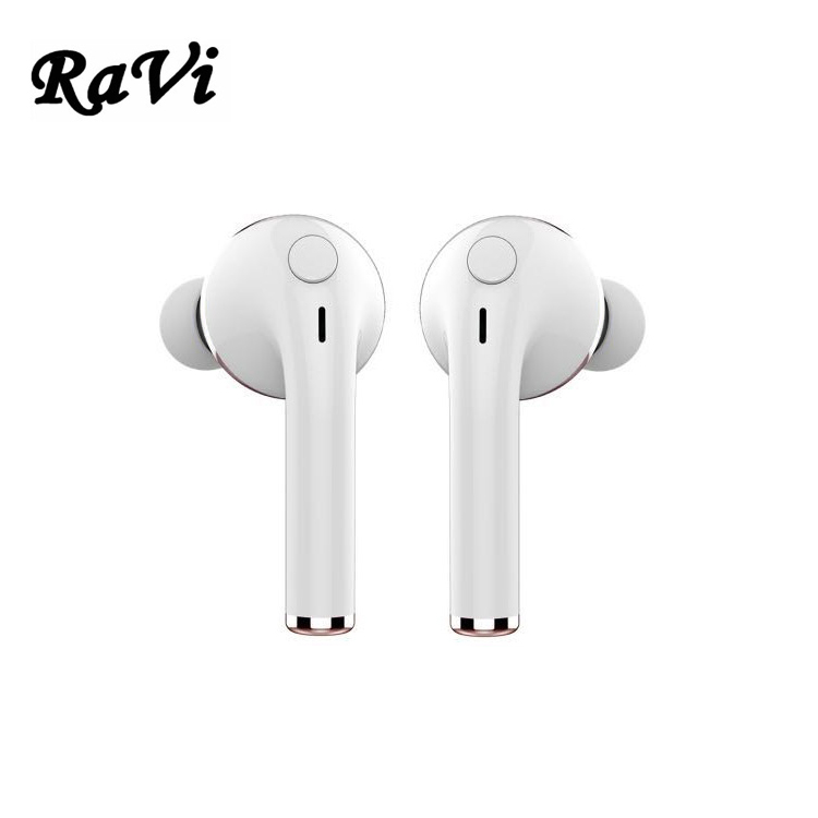 RAVI MINI Bluetooth Earphone For Apple Earbuds Sport Wireless Earbuds In-Ear Headset For iPhone 5 6 7 7S fone de ouvido ttlife mini bluetooth earphone usb car charger dock wireless car headphones bluetooth headset for iphone airpod fone de ouvido