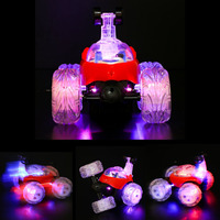 Trolley Stunt Dumpers Truck Remote Control Car Off Road Car Mold Chargeable Electric Racing Toy Car