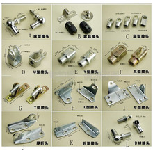 цена на Free shipping  Ball Studs Lift Strut Gas Spring Ending Fittings many item for choose in here
