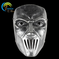 Mask Slipknot Rock Roll Band Heavy Metal Mick Dance Party Halloween Christmas Cosplay Resin Mask Adults Full Face Free Shipping