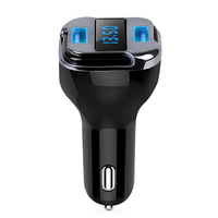 4 2A GPS Locator Car Charger Mini Dual Port USB Phone Charger Adapter Smart For Xiaomi