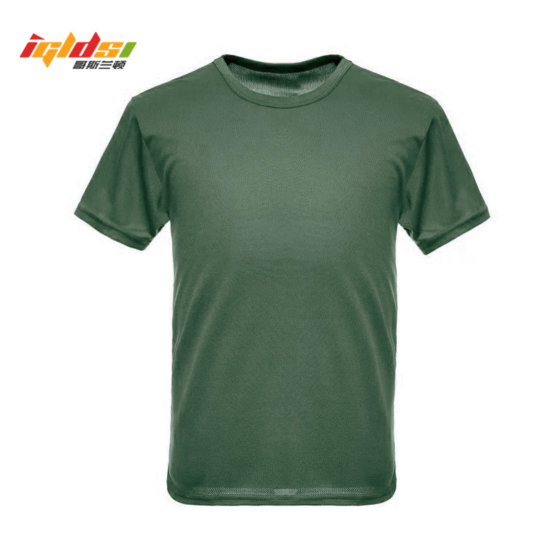 2018 Men Summer Military Camouflage T Shirt Fitness Quick Dry Camo T Shirts men O-Neck Short-Sleeved palace tshirt Top Tees 3XL