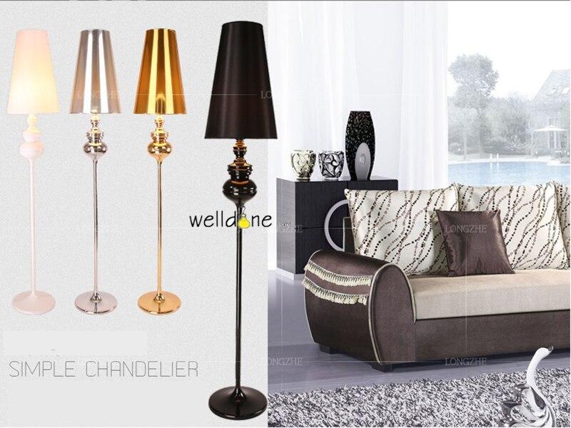 Woonkamer Staande Lamp : Moderne spaans guardian vloerlamp nieuwe klassieke slaapkamer