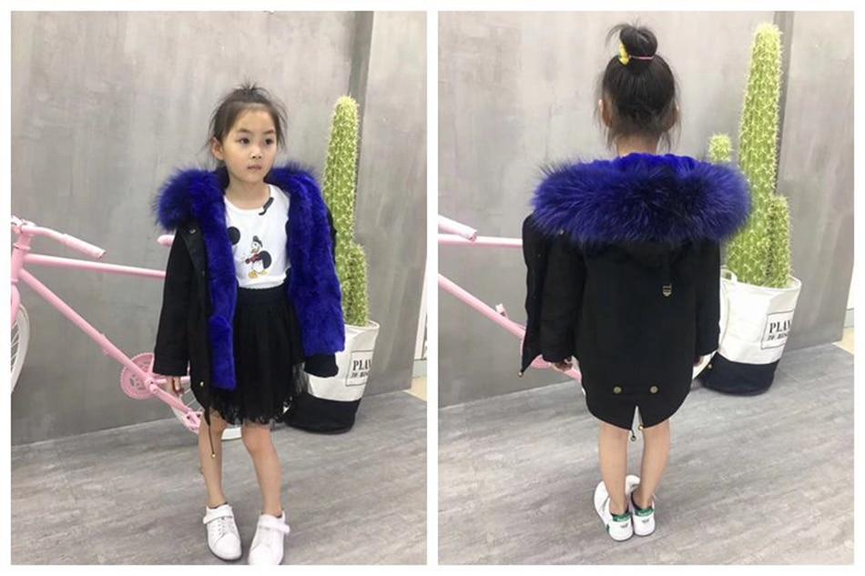 winter jackets real fur children (4)