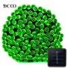 Dcoo Solar LED Lights 100 LEDs 8 Modes Garden Light Lampara Outdoor Lampada Solar Light Led