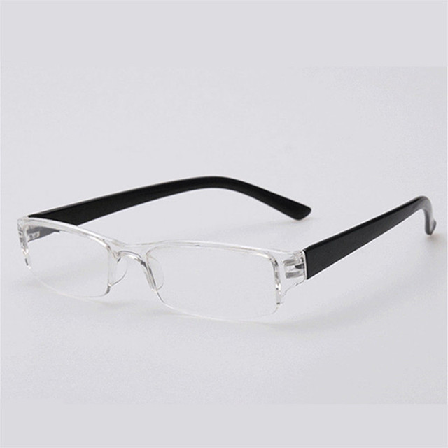Zilead Ultralight Resin Reading Glasses Eyebrows Presbyopia Glasses Anti-fatigue Clear Lense For Men Women Eyewear 2