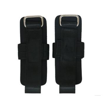 Pasy do podnoszenia ciężarów Fitness sportowe wsparcie nadgarstka rękawiczki do podnoszenia ciężarów Protector opaski do podnoszenia ciężarów na siłownię pasy do podnoszenia ciężarów tanie i dobre opinie TPRPST Barbell 1255 lot (2 pieces lot) 0 56kg (1 23lb ) 12cm x 13cm x 4cm (4 72in x 5 12in x 1 57in)
