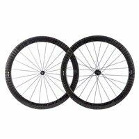 12 К полный углерода дороги велосипед колеса 700c углерода дорожный велосипед колесных, u Форма довод колеса велосипеда 25 мм ширина велосипед у