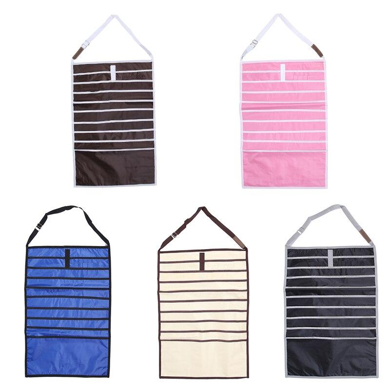 Hanging Book Rack aliexpress : buy sofa chair settee table hanging storage bag