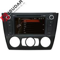 Isudar Автомагнитола с 7 Дюймовым Экраном для Автомобилей BMW E81/E82/E88/1 Серий с Поддержкой Canbus 1080P Ipod Радио