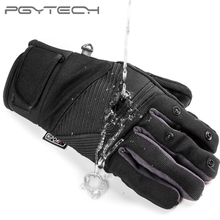 PGYTECH Gloves photography gloves Windproof outdoor mountaineering Ski Riding Flip Waterproof Touch Screen Multifunction Gloves