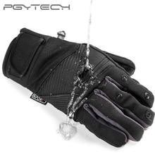 PGYTECH 手袋の写真撮影手袋防風屋外登山スキー乗馬フリップ防水タッチスクリーン多機能手袋