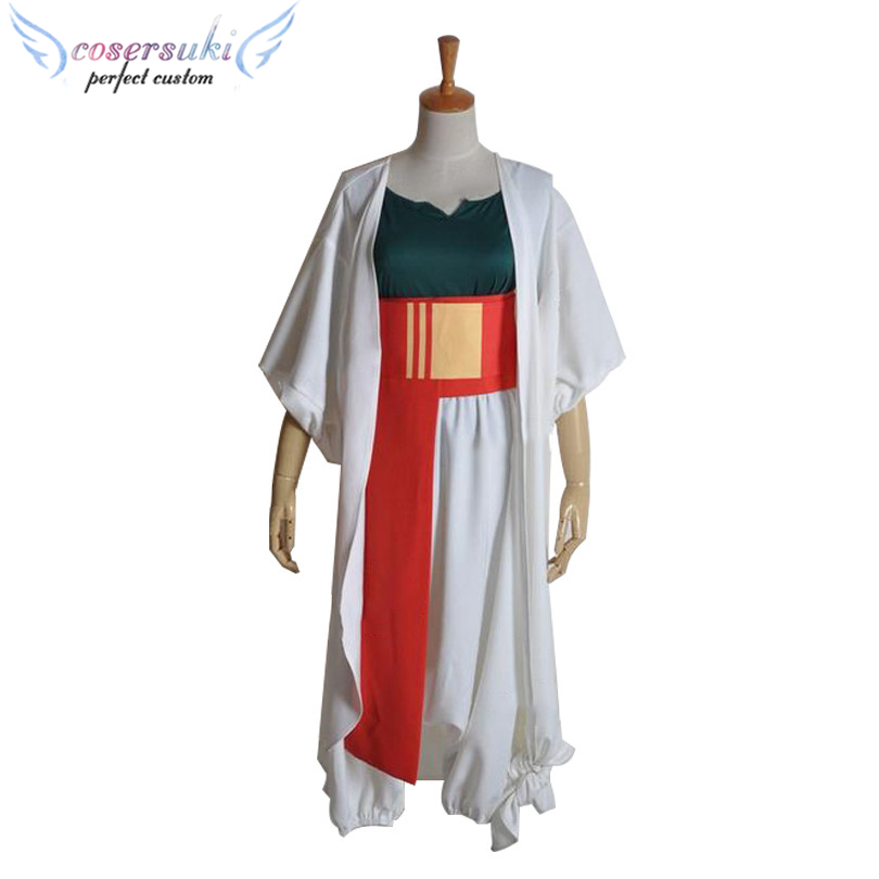 The labyrinth of magic Alibaba Saluja Cosplay Costumes Stage Performence Clothes , Perfect Custom for You !