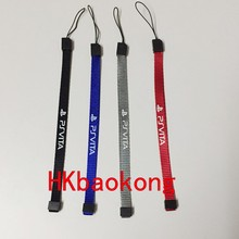40pcs/lot 4 Colors Hand Wrist Strap Lanyard For PS Vita For PSV Non-slip Rope Game Console Accessory Parts