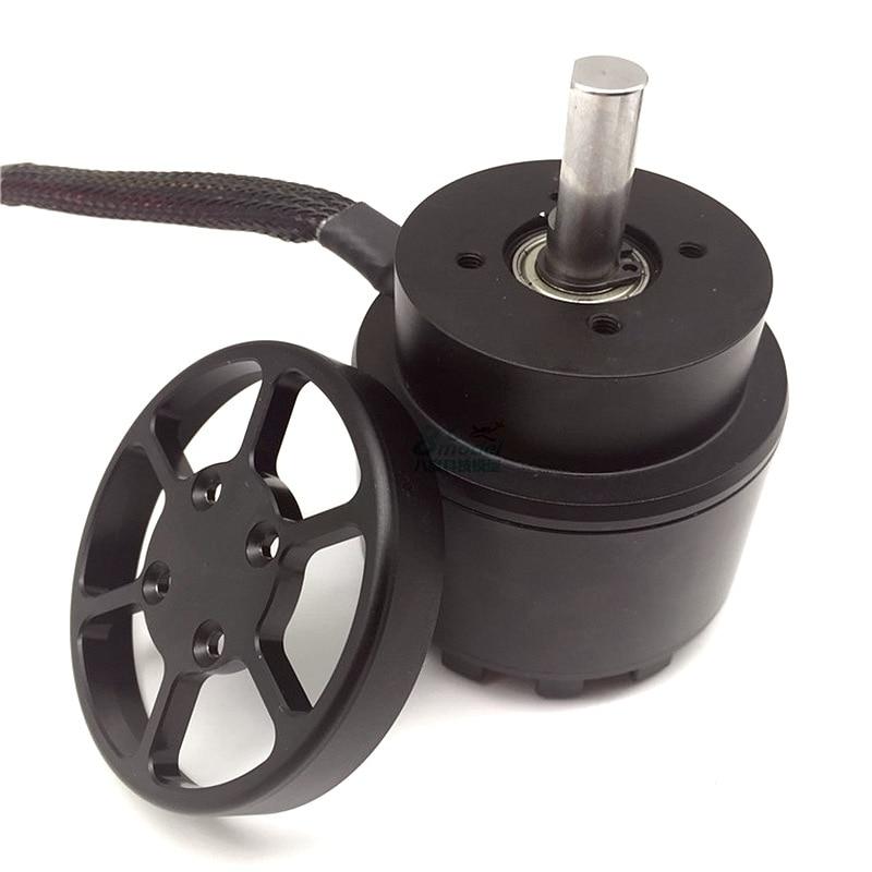 Esk8 6354 180KV BLDC outrunner motor sin escobillas con cubierta protectora 24 36 V para patineta de equilibrio eléctrico-in Partes y accesorios from Juguetes y pasatiempos    1