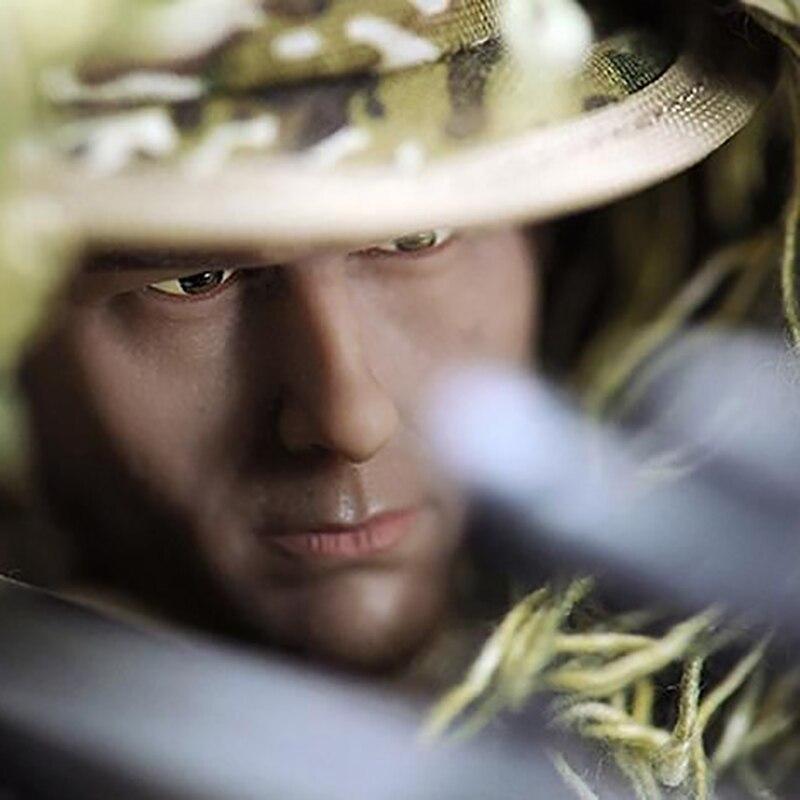 1/6 스케일 군사 액션 피규어 인형 유연한 12 인치 인형 정글 스나이퍼 군인 abs 모델 키즈 선물 완구 전체 공동 움직일 수있는-에서액션 & 장난감 숫자부터 완구 & 취미 의  그룹 3