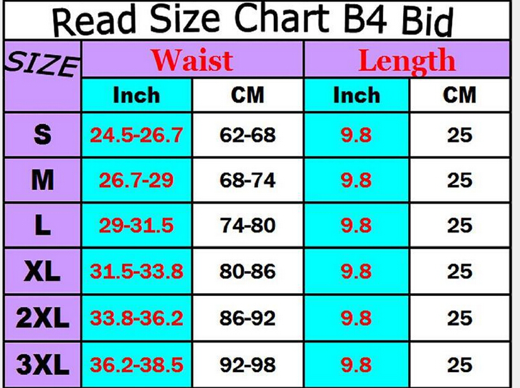 Black/Beige Fitness Fat Burning Girdle Belt Sexy Women Body Waist Trainer Shapers Underbust Belt Corset Faja Shapewear 3