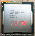 Original Intel Pentium G860 Processor (3.0GHz /3MB Cache/ LGA1155/Dual-Core ) 65W Desktop (working 100% Free Shipping)