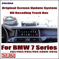 Car Rear view Camera For BMW 7 F01/F02/F03/F04 NBT CIC system Original Screen Update Decoder Carplay Adapter Cable Accesories