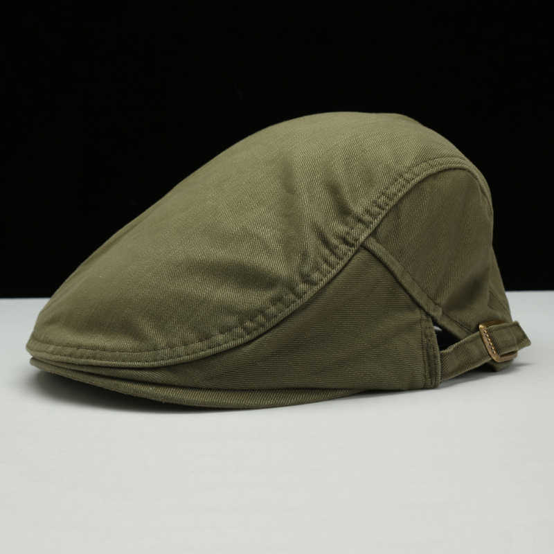 1bddf2ddb55ba Male New Fashion Gatsby Cap Men Newsboy Cap Women berets Casual Ivy Hats  Plain Flat Peaked
