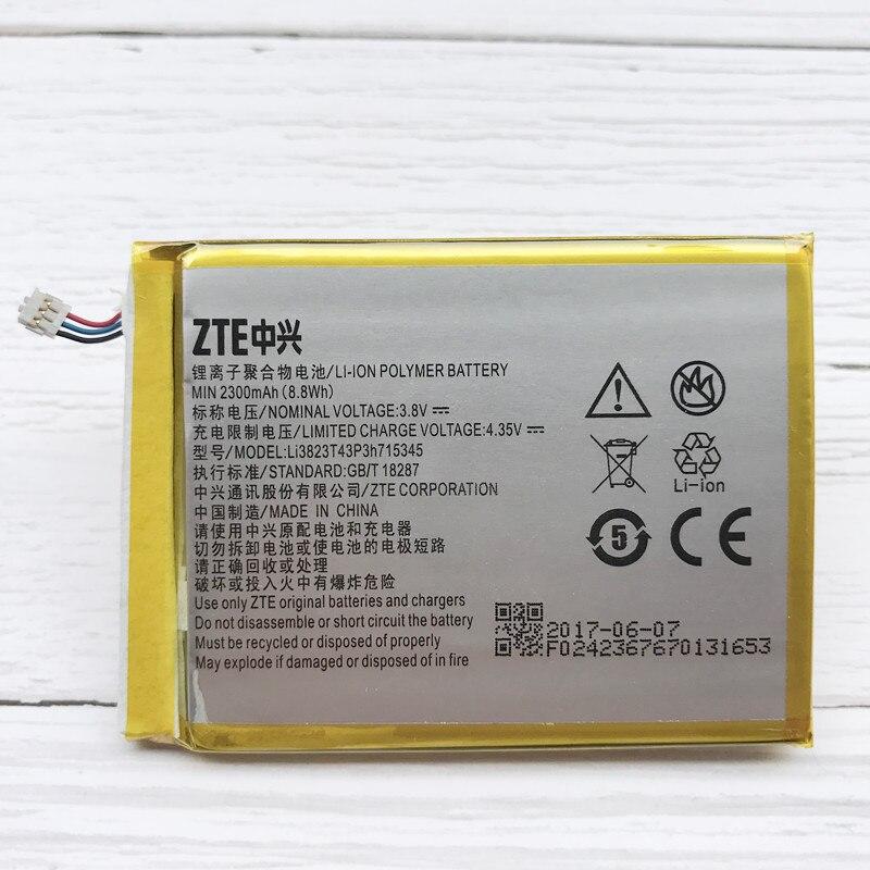 Originale 2300 mah Batteria LI3823T43P3h715345 Per ZTE Grand S Flex/Per ZTE MF910 MF910S MF910L MF920 MF920S MF920W + batteria