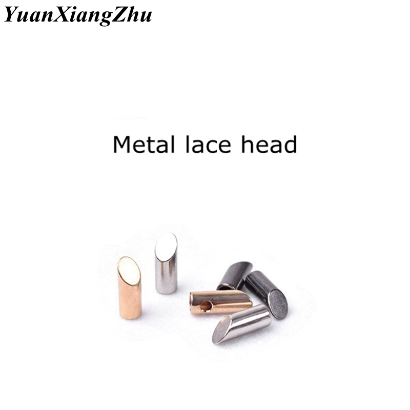 4pcs /1 Set Of Metal Shoelaces Buckle No Tie Shoelaces Accessories Metal Lace Lock DIY Sneaker Kits Metal Lace Buckle