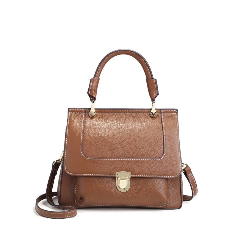 New Style Shoulder Bags 100% Cow Genuine Leather bags handbags women famous brands saddle crossbody bags for women Spring style