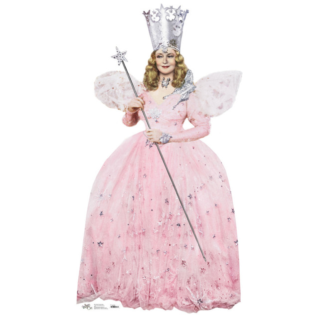 oisk the good witch glinda from the north costume dress up fancy