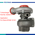 Автоматический Турбокомпрессор S200  Турбокомпрессор для двигателя DEUTZ BF4M 1013C T915187 127606 319278 319212 4259311 04259311 24426737