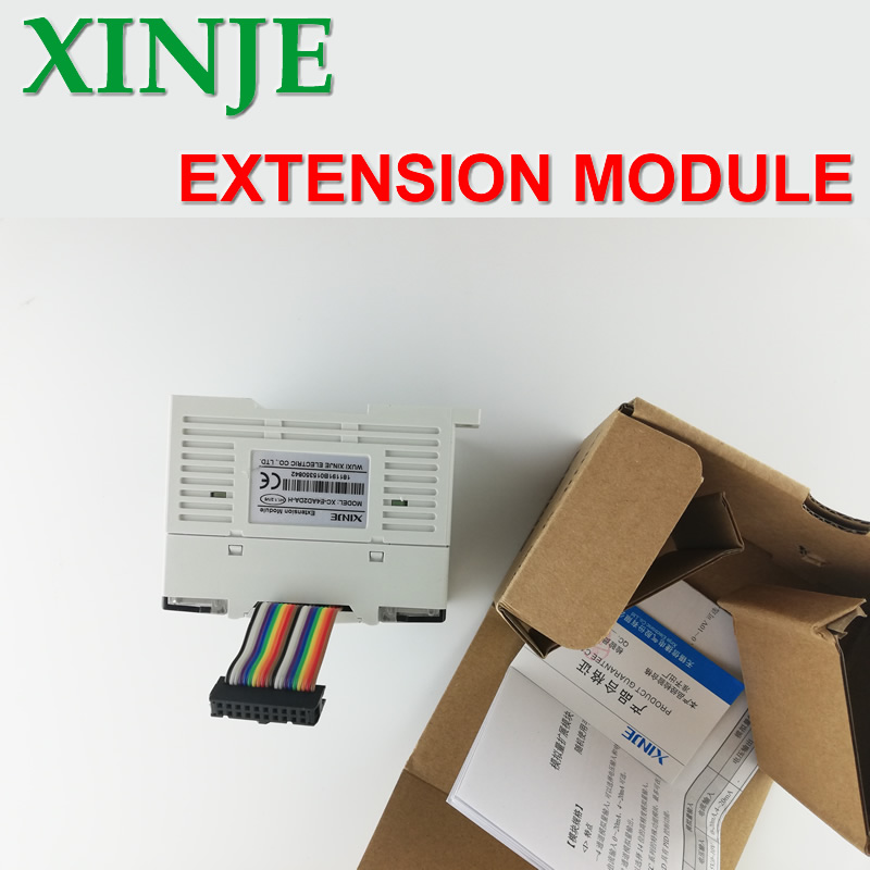 XC-E4AD2DA-H Xinje PLC CONTROLLER Extension module,HAVE IN STOCK,  FAST SHIPPING