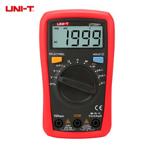 UNI-T UT33A UT33B UT33C UT33D+ Digital Multimeter Auto Range Palm Size AC DC Voltmeter Ammeter Resistance Capatitance Tester